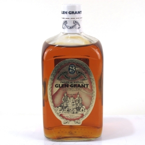 Glen Grant 25 Year Old Director's Reserve 74.7cl 1970's