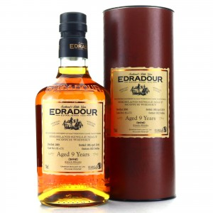 Edradour 2009 Special Cuvee 9 Year Old