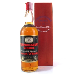 Talisker 1951 Gordon and MacPhail 21 Year Old / Pinerolo Import