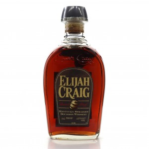 Elijah Craig Barrel Proof Bourbon 2016 Release / Batch #C916