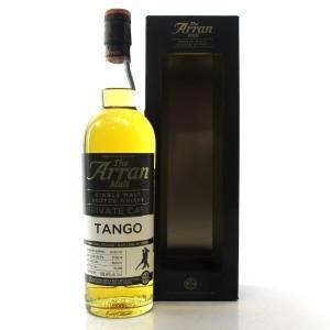 Arran 2010 Private Peated Cask / Tango