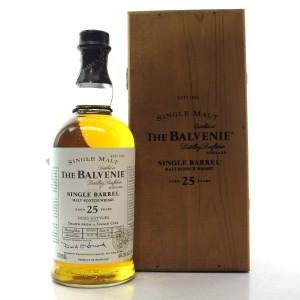 Balvenie 1978 Single Barrel 25 Year Old 75cl / US Import