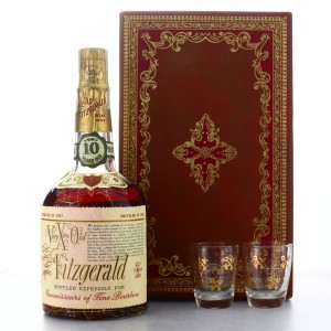 Very Xtra Old Fitzgerald 1957 Bottled in Bond 10 Year Old 100 Proof / Stitzel-Weller