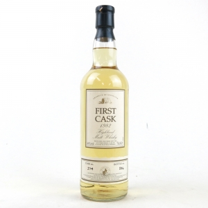 Brora 1982 First Cask 21 Year Old