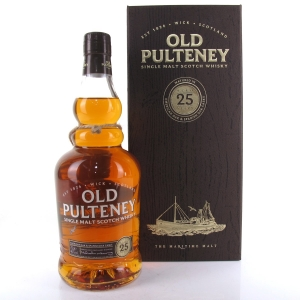 Old Pulteney 25 Year Old
