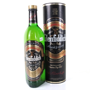 Glenfiddich Special Old Reserve / Last UK 75cl Release