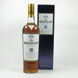Macallan 18 Year Old 1996 (US Import)