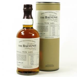 Balvenie Tun 1401 Batch #2 Front