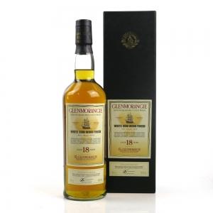 Glenmorangie White Rum Finish 18 Year Old