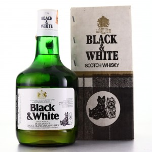 Black and White 2 Litre 1960s