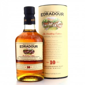 Edradour 10 Year Old Distillery Edition