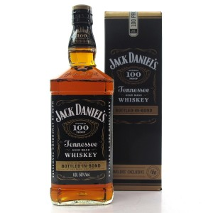 Jack Daniel's Bottled in Bond 100 Proof 1 Litre