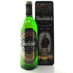 Glenfiddich Clans of the Highlands 1980s / Clan Maclean