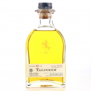 Talisker 1973 Single Cask 28 Year Old #4633 / Oddbins
