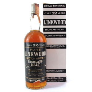 Linkwood 12 Year Old 1970s / Samaroli Import