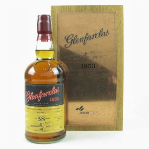 Glenfarclas 1953 Single Cask 58 Year Old
