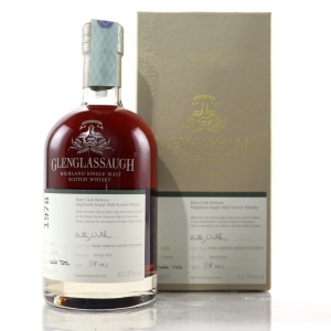 Glenglassaugh 1978 Rare Cask 38 Year Old