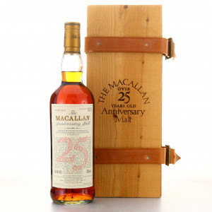 Macallan 1971 Anniversary Malt 25 Year Old 75cl / US Import