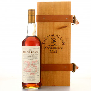 Macallan 1972 Anniversary Malt 25 Year Old 75cl / US Import