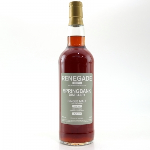Springbank Renegade 18 Year Old MBRPT6