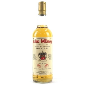 Macallan 1979 John Milroy 24 Year Old