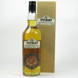 Speyburn 1986 16 Year Old Highland Selection