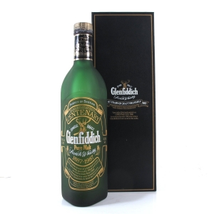 Glenfiddich Centenary Limited Edition / Low Fill