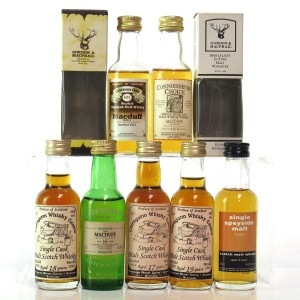 Speyside Miniature Selection 7 x 5cl / includes Macduff 1975