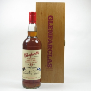 Glenfarclas 25 Year Old Quarter Cask
