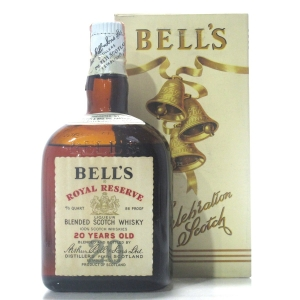 Bell's 20 Year Old Royal Reserve 1950s / US Import