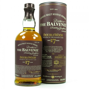 Balvenie Doublewood 17 Year Old Front
