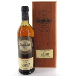 Glenfiddich 1974 Private Vintage / La Maison du Whisky 50th Anniversary #10260