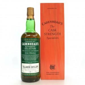Daly's Tullamore 1952 Cadenhead's 38 Year Old / 150th Anniversary