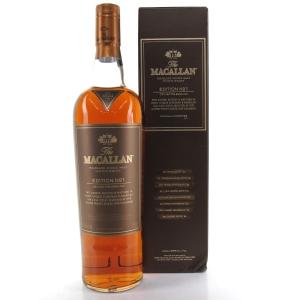 Macallan Edition No 1 / US Import