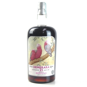 Diamond 1988 Silver Seal 21 Year Old Demerara Rum 1.5 Litre