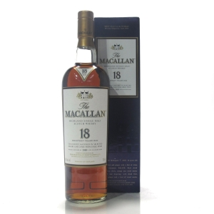 Macallan 1989 18 Year Old 75cl / US Import