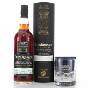 Glendronach 1992 Hand Filled 26 Year Old #218 / Includes Branded Tumbler