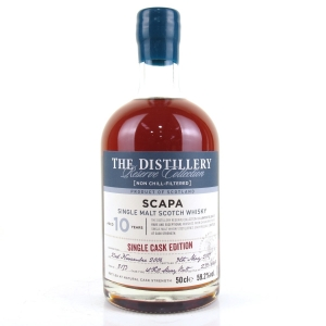 Scapa 2006 Single Cask 10 Year Old Distillery Exclusive