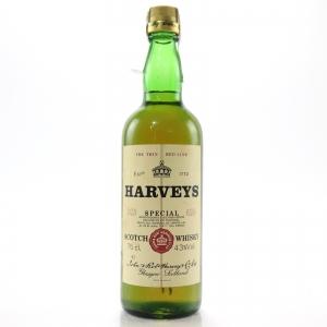 Harveys Special Scotch Whisky 1980s
