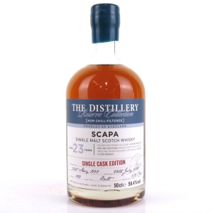 Scapa 1992 Reserve Collection 23 Year Old / Single Cask Edition