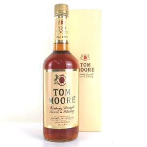 Tom Moore Kentucky Bourbon 1990s / Japanese Import