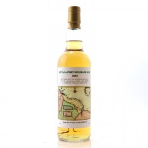 Diamond 2003 'Port Mourant' Auld Alliance Guyana Rum / Samaroli Private Stock