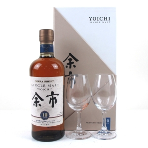 Yoichi 10 Year Old Gift Pack / Including Glasses