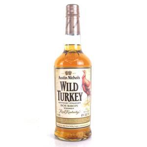 Wild Turkey Kentucky Straight Bourbon 1990s / Japanese Import