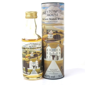 Bowmore Prestonfield House Miniature 5cl
