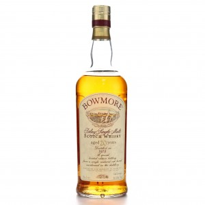Bowmore 1973 Single Cask 20 Year Old / German Exclusive