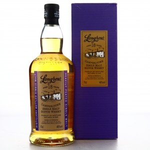 Longrow 18 Year Old 2013 Release