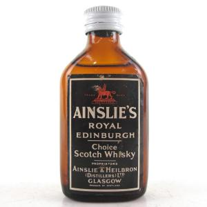 Ainslie's Royal Edinburgh Miniature 1960s