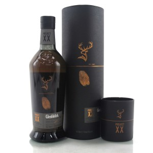 Glenfiddich Experimental Series #2 Project XX / with Tumbler