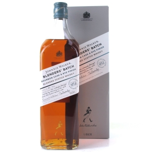 Johnnie Walker Blenders' Batch Bourbon Cask & Rye Finish Batch #2
